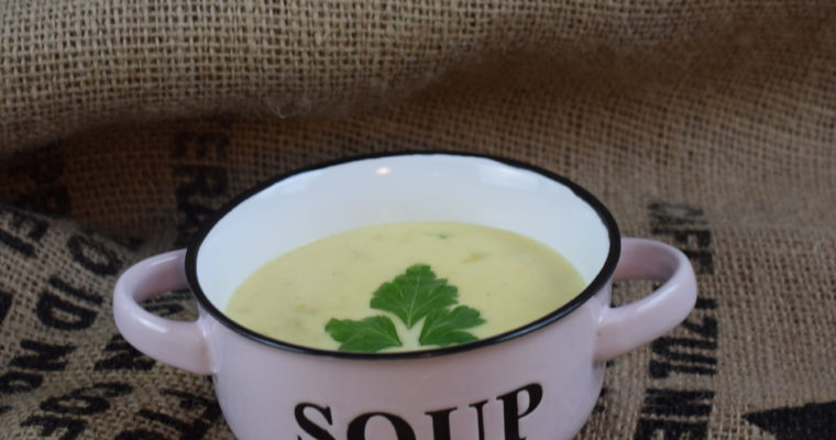 Thermomix Rezept – Kartoffelsüppchen