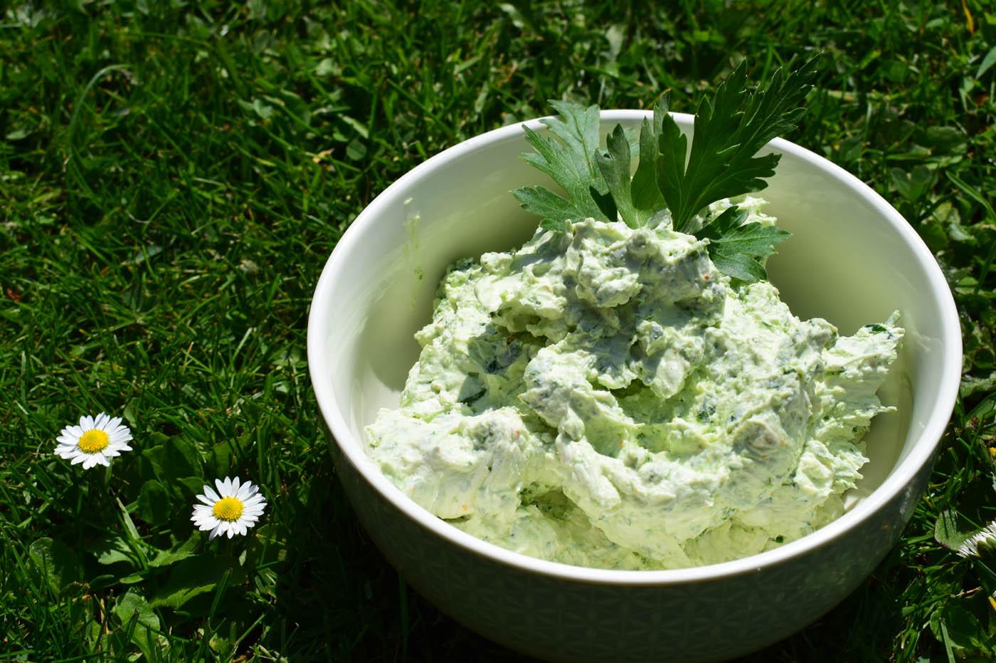 Thermomix Rezept – Schafskäse-Dip