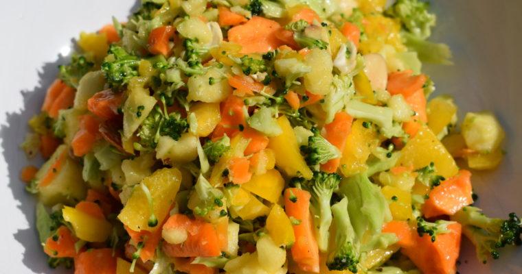 Bunter Thermomix Salat – Thermomix Rezept