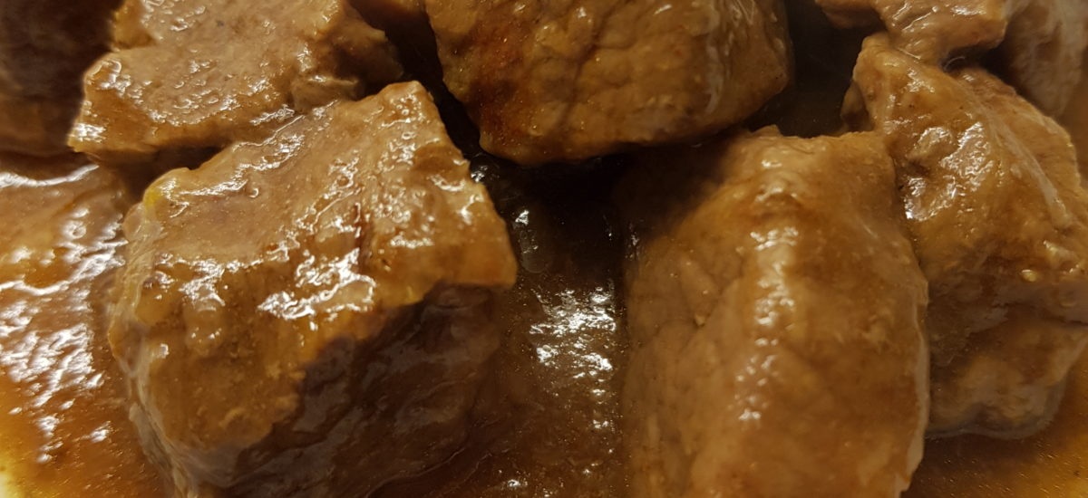 Rindergulasch aus dem Backofen – Thermomix (Pampered Chef) – Rezept