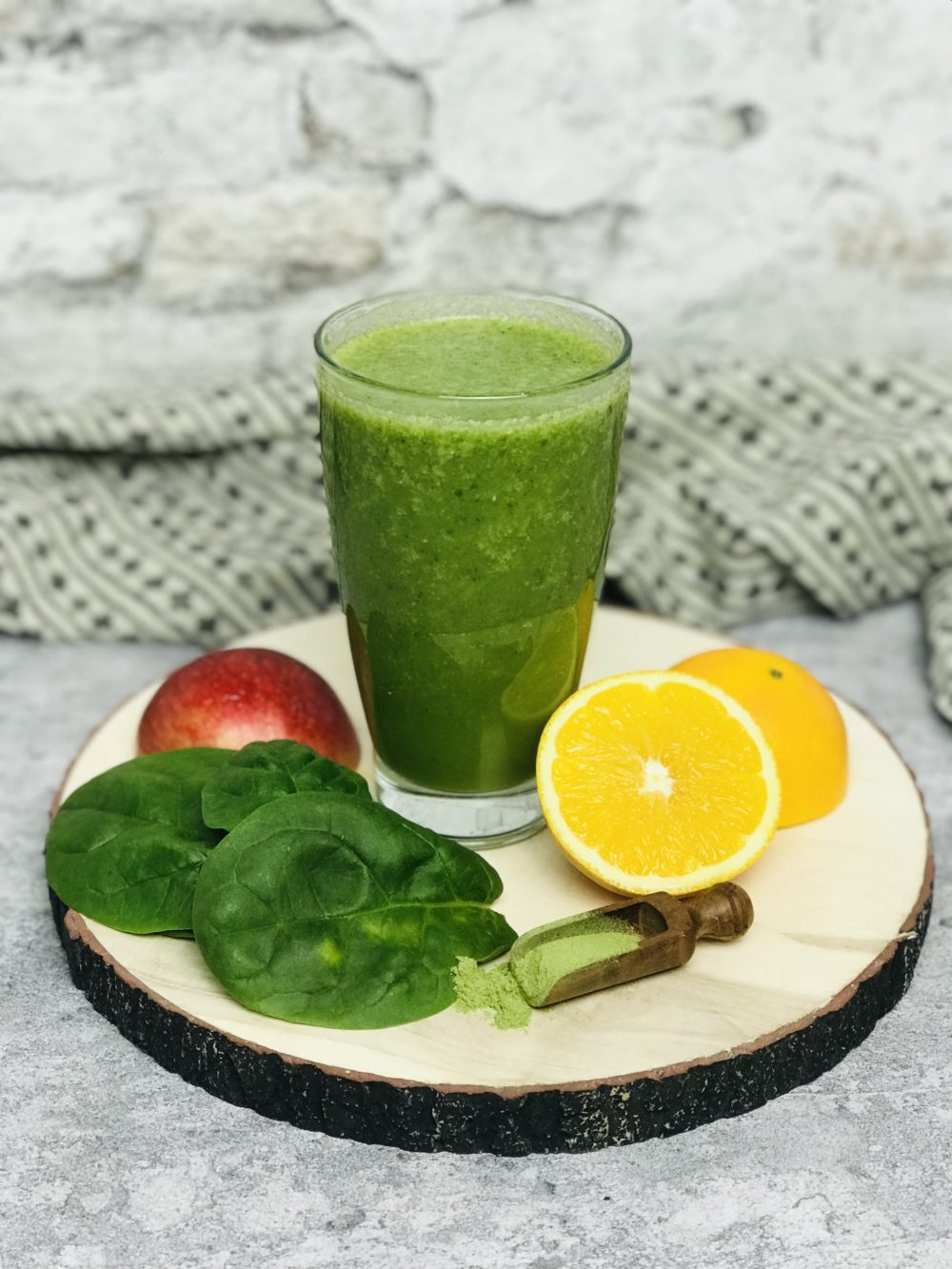 Superfood Smoothie Thermomix Rezept