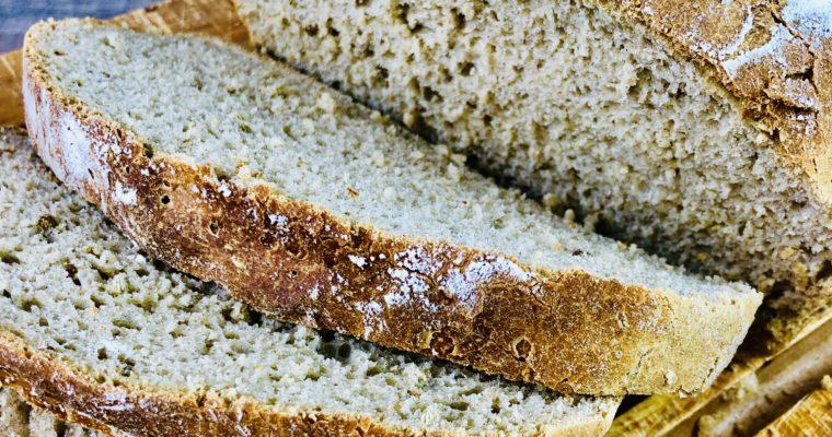 Gewürzbrot ohne Weizenmehl Thermomix Rezept