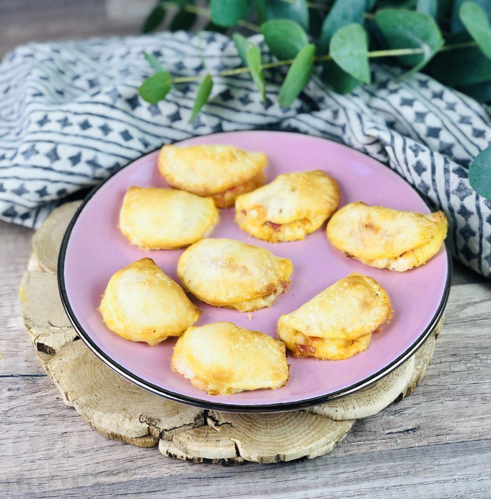 Mini Calzone mit Mozzarella Thermomix Rezept
