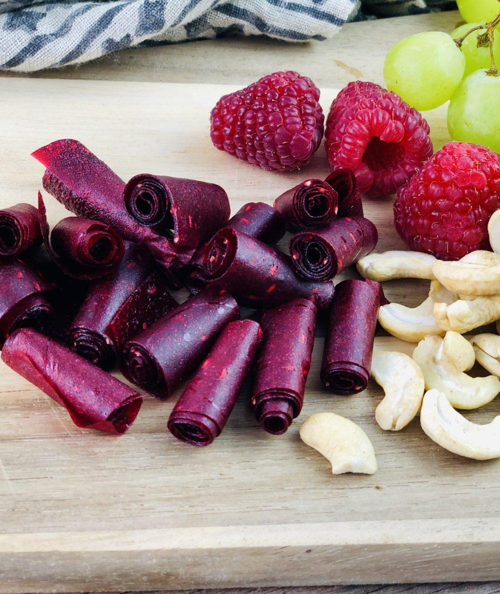 Himbeer Fruchtleder Thermomix Rezept